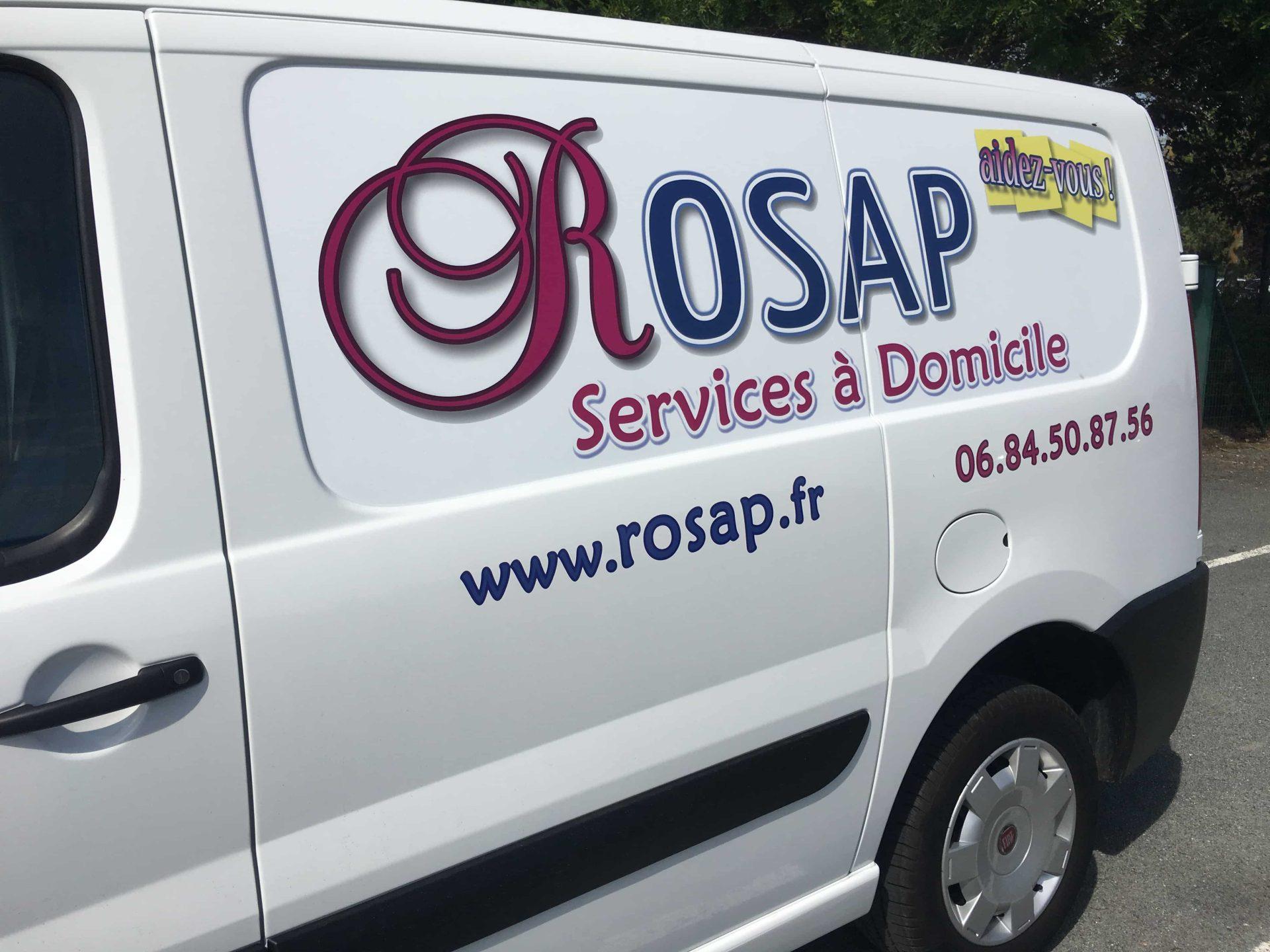 ROSAP Camion vue 1
